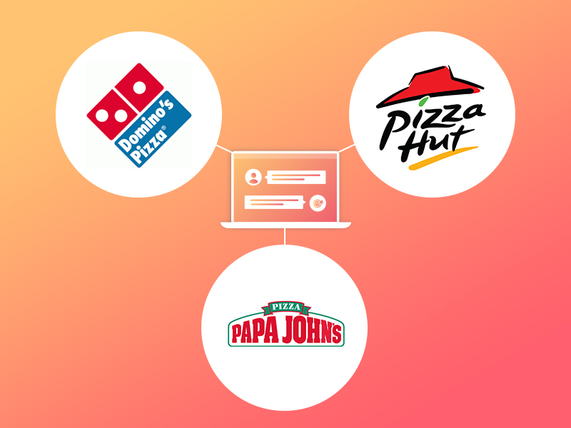 popular US pizza chains